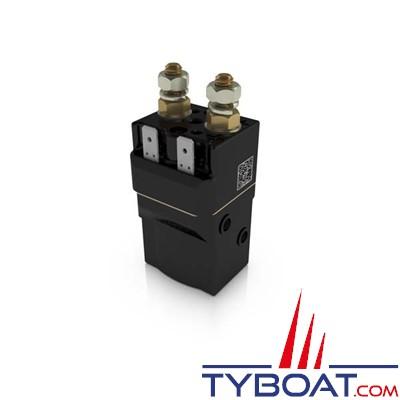 Albright SW60 - Relais unipolaire 24 Volts 80 Ampères  1 contact à fermeture