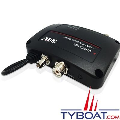 AMEC - CUBO-162 Splitter d'antenne pour VHF/AIS sans perte