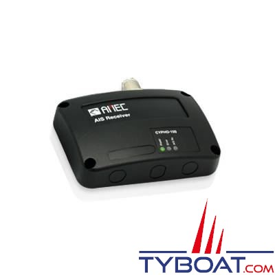 AMEC - Récepteur AIS CYPHO-150S - USB / NMEA0183 avec splitter VHF intégré