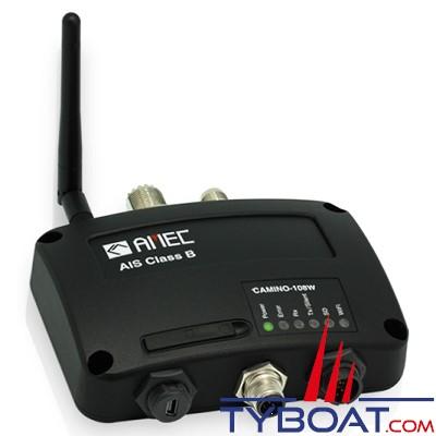AMEC - Transpondeur AIS class B Camino-108W V2 - USB / NMEA0183 / NMEA2000 / Wifi