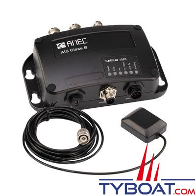 Amec - Transpondeur AIS classe B Camino-108S - USB-NMEA0183-N2K Splitter VHF intégré