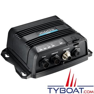 Amec - Transpondeur AIS SOTDMA B600W - Classe B - 5 Watts - WIFI-USB-NMEA0183-2000