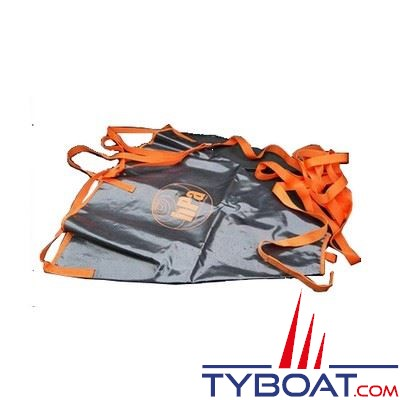 Ancre flottante pour la pêche hPa tissu nylon 1000 denier profondeur - 90 cm x Ø 80 cm
