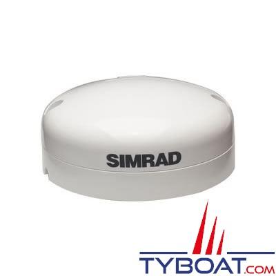 Antenne GPS SIMRAD GS25 rafraîchissement 10hz 32 canaux avec compas intégré connecteur NMEA2000 Micro-C