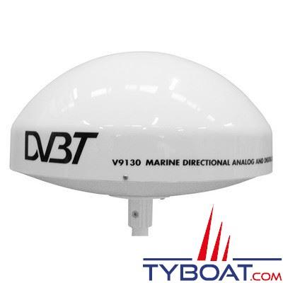 Antenne TV Glomex V9130 3 dB analogique et digitale directionnelle