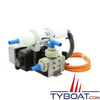 Aqua-Base - Rinçage automatique pour dessalinisateurs séries X et Y
