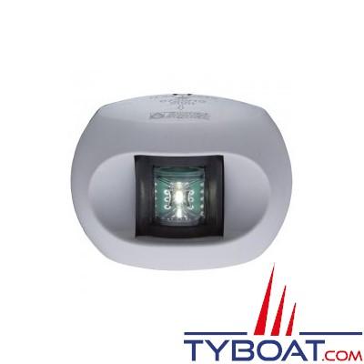 Aqua Signal - série 34 - Feu de poupe LED blanc 12/24 volts 135°