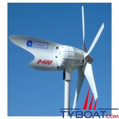 ATMB Marine - Éolienne marine D400 12 Volts 500 Watts