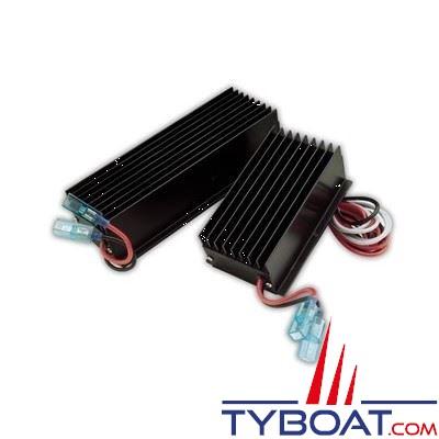 ATMB Marine - Régulateur LVM 6 TB pour éolienne D400 - 24 Volts