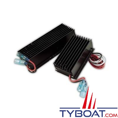 ATMB Marine - Régulateur LVM 6 TB pour éolienne D400 - 12 Volts