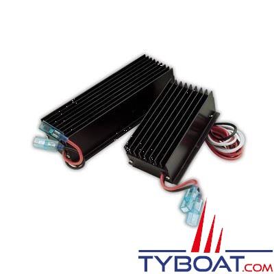 ATMB MARINE - Régulateur LVM 6 TB pour D400 - 24 Volts