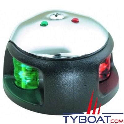 ATTWOOD - Feu de navigation à LED bicolore - Portée 2 MN