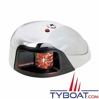 Attwood - Feu de navigation babord - LED - Portée 2 MN
