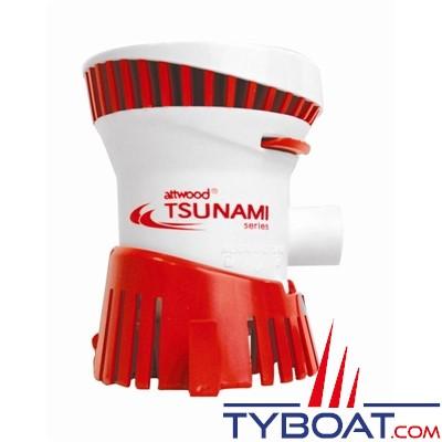 Attwood - Pompe de câle électrique TSUNAMI T500 - 35 Litres/minute - 12 Volts