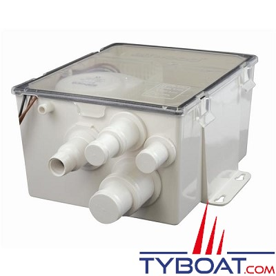 Attwood - Système d'évacuation de douche - 9 Litres/minute - 24 Volts