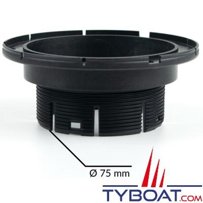 Autoterm - Bague d'adaptation sortie d'air pour tuyau Ø 75 mm