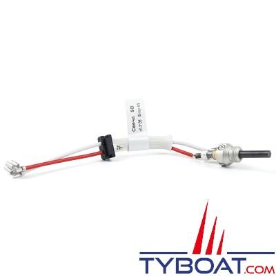 Autoterm - Bougie de préchauffage pour chauffages Flow 5D / Flow 5B / Binar 5S - 12 Volts