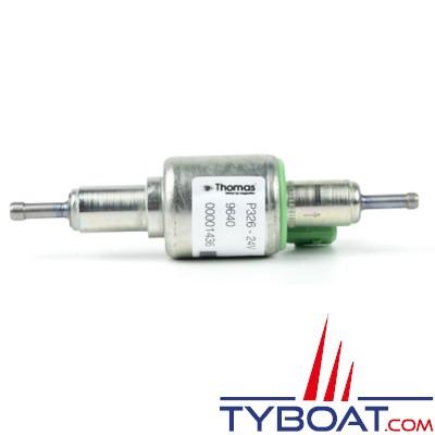 Autoterm - Pompe à carburant Thomas Magnete pour chauffages Air 4D 8D 9D / Planar 4D 8D 9D /Flow 14D  14TC-Mini - 24 Volts