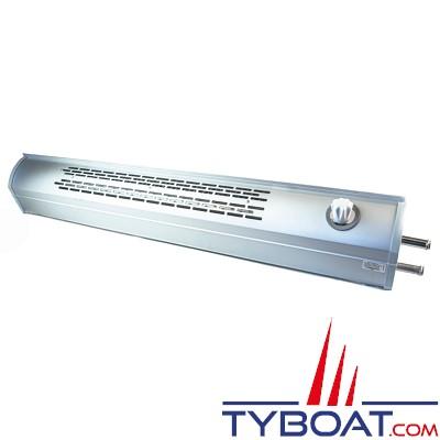 Autoterm - Radiateur à eau - Puissance 1,2kW - longueur 1 mètre