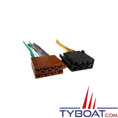 Kit connecteur ISO pour autoradio