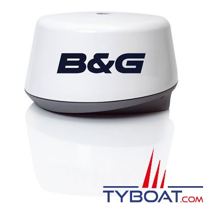 B&G - Antenne radar broadband 3G 24 mn - Ø 48,8 cm
