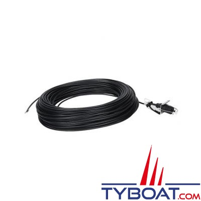 B&G câble pour capteur girouette anémomètre MHU avec socle de mât 36 mètres