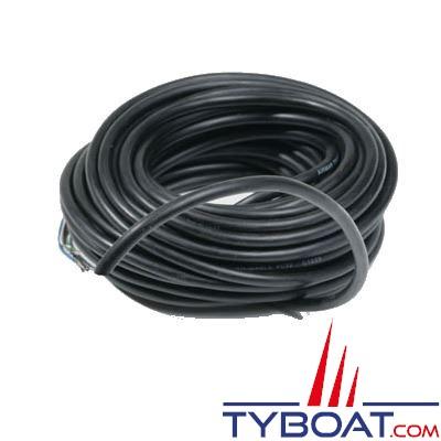 B&G câble pour capteur girouette anémomètre MHU avec socle de mât ultra léger armé kevlar 50 mètres