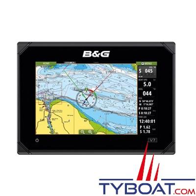 B&G - Multifonctions VULCAN 7 - écran tactile multipoint - avec GPS 10Hz intégré.