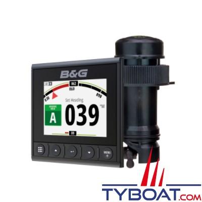 B&G - Pack afficheur digital Triton² + sonde trifonctions DST810 + kit création réseau NMEA2000