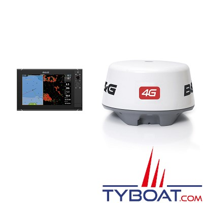 B&G - PACK Multifonctions Zeus3 avec Radar Broadband 4G - 7