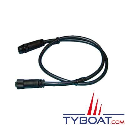 B&G / SIMRAD / LOWRANCE - Câble NMEA2000  1,8 mètres - prises Micro-C mâle/femelle