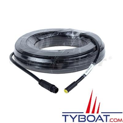 Câble girouette anémomètre Simnet/micro-C longueur 20 m.