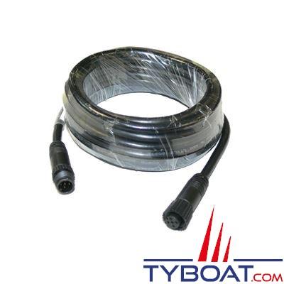 Câble Simnet/micro-C longueur 20 m.