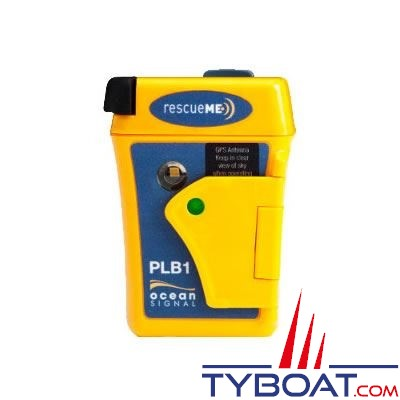Balise de détresse individuelle Océan Signal RescueMe PLB1 avec GPS