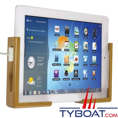 BAMBOO MARINE - Support universel pour IPAD et tablettes