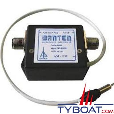 Banten - Duplexeur VHF/radio AM-FM