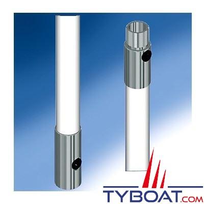 Banten - Rallonge antenne fibre de verre longueur 50 cm Ø28 mm 1