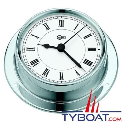 BARIGO - Horloge montre de Bord série Tempo Ø85mm - version chromée