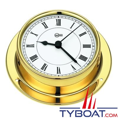 Barigo - Horloge montre de Bord série Tempo Ø85mm - version laiton