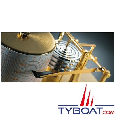 BARIGO - Stylo fibre de remplacement pour Barographe