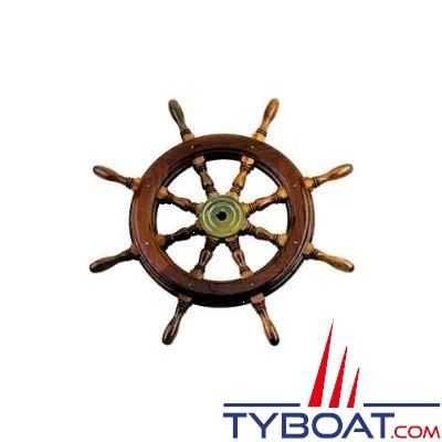 Barre à roue en bois Kent Marine Ø 500mm cône LS 19,3-22