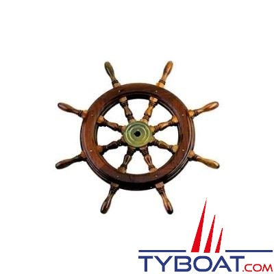 Barre à roue en bois Ø 600mm cône LS 19,3-22
