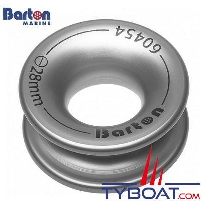Barton Marine - Anneau de renvoi Ø 12mm