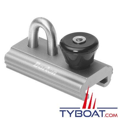 Barton Marine - Curseur de génois pour rail en T - largeur 20 mm