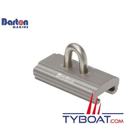Barton Marine - Curseur de grand-voile pour rail en T - largeur 20 mm