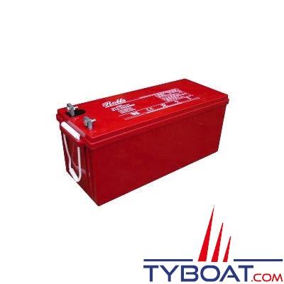 Batterie AGM Rolls 12 Volts 210 Ampères