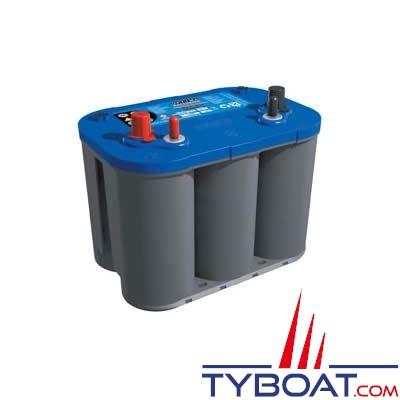 Batterie Optima Bleue 12V 50A démarrage