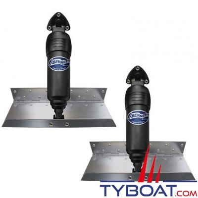 Bennett - Kit flaps électriques - 12 Volts - Largeur 60.96 cm (24