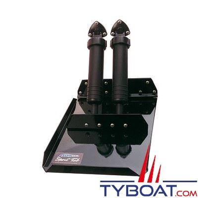 Bennett - Kit flaps hydrauliques série sport Tab modèle renforcé 12 Volts 12
