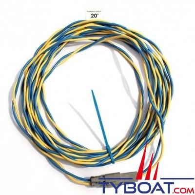 Bennett - Rallonge 6m pour vérins flaps électriques BENNETT -BAW2020